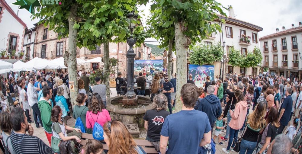 GÓMEZ CRUZADO SERÁ NUEVAMENTE EL VINO OFICIAL DEL EZCARAY FEST 2019 DEL 19 AL 21 DE JULIO