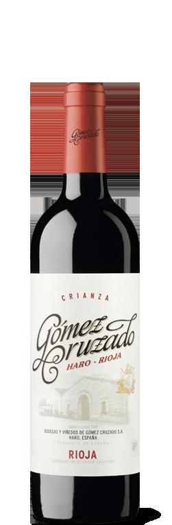 Vino Crianza Gómez Cruzado, Rioja