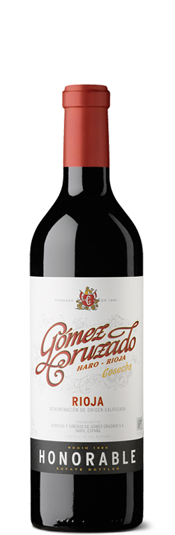 Vino Gómez Cruzado Honorable familia