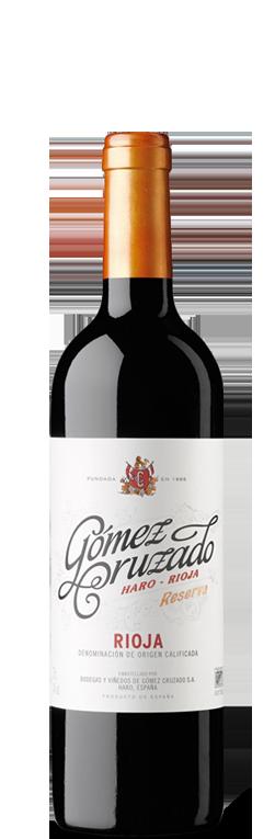 Vino Reserva Gomez Cruzado, Rioja