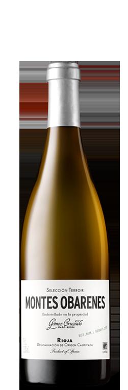 Vino MONTES OBARENES Selección Terroir, Rioja