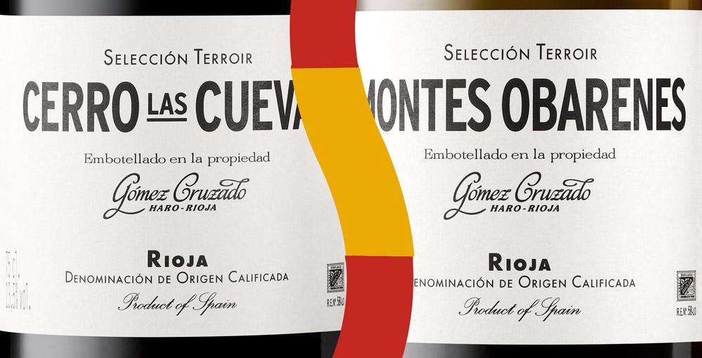 WINES FROM SPAIN AWARDS PREMIA A CERRO LAS CUEVAS 2017 Y MONTES OBARENES 2015 ENTRE LOS MEJORES VINOS DE ESPAÑA